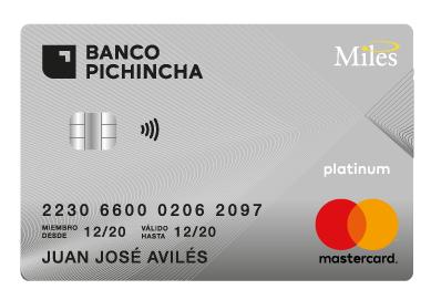Mastercard Platinum Miles