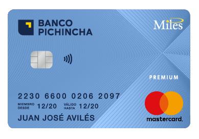 Mastercard Premium Miles