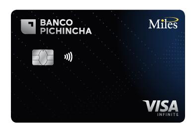 Visa Infinite Miles