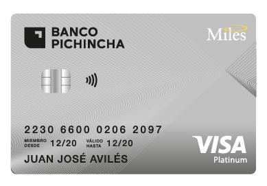 Visa Platinum Miles