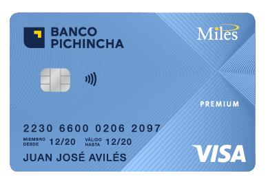 Visa Premium Miles