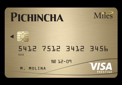Visa Prestige Miles
